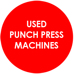 Used Punch Presses