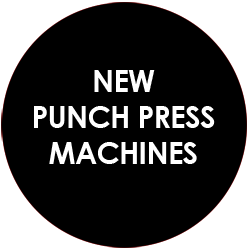 New CNC Punch Presses