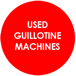 Used Guilotines