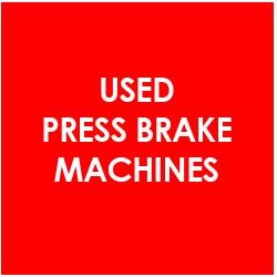 Used Press Brakes